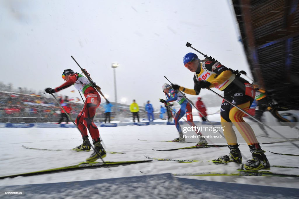 IBU World Cup Biathlon Oberhof - Women's Day 3