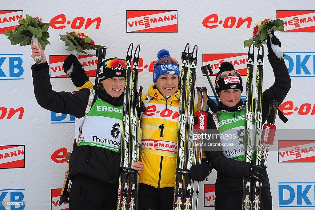 IBU World Cup Biathlon Oberhof - Women's Day 3