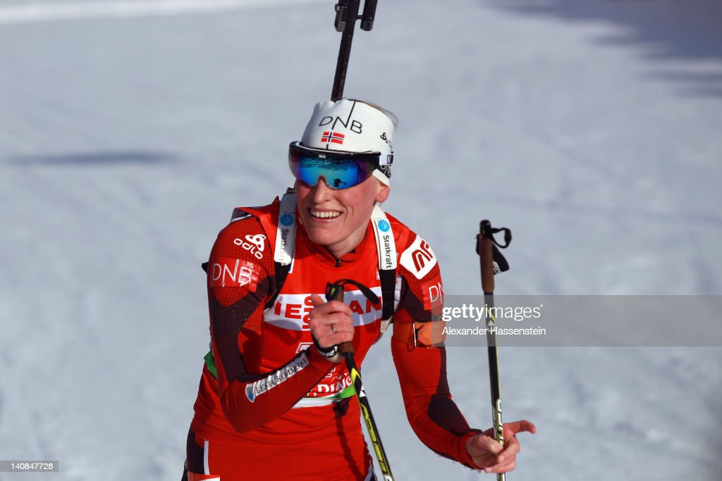 IBU Biathlon World Championships - Women's 15km Individual