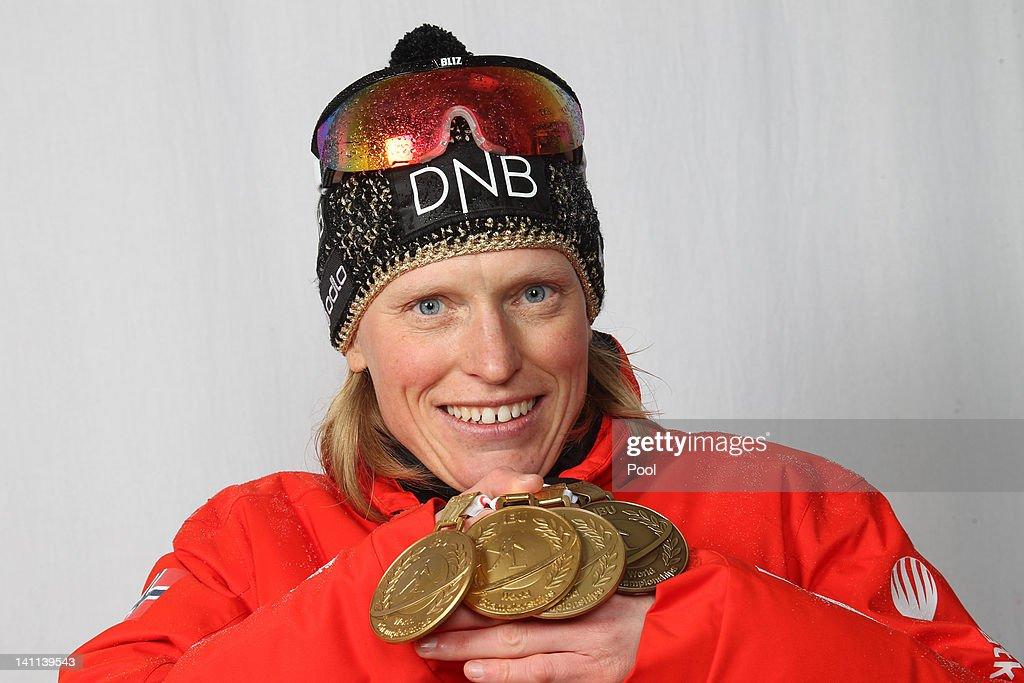 IBU Biathlon World Championships - Women's Mass Start