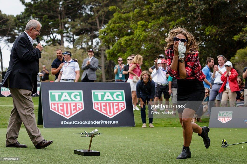 TAG HEUER @ 2016 Australian Open - Day 3