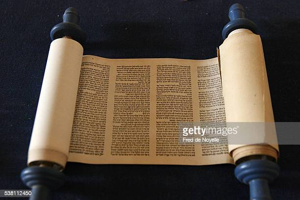 torah scroll - torah stock pictures, royalty-free photos & images