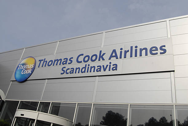 Torben oestergaard ceo of thomas cook airlines scandinaiva hols press briefing for visiting - Email thomas cook head office ...