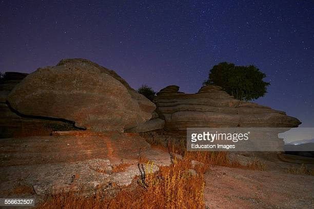 Torcal de Antequera Malaga province Andalusia Spain