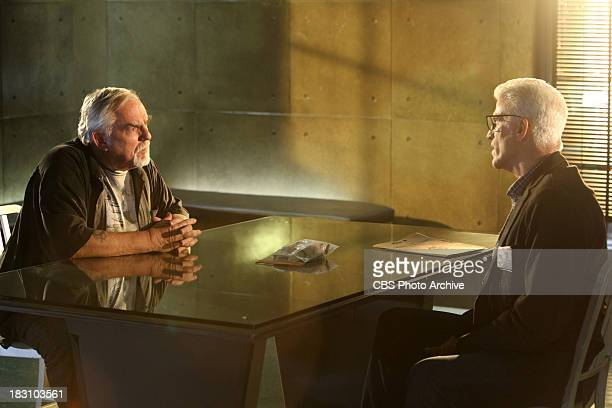 "Torch Song"" -- Club owner Stu Kirchoss and D.B. Russell have a conversation about a fire, on CSI: CRIME SCENE INVESTIGATION, Wednesday, Oct. 9 on the..."