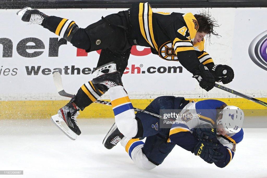 2019 NHL Stanley Cup Final - Game One : Fotografía de noticias