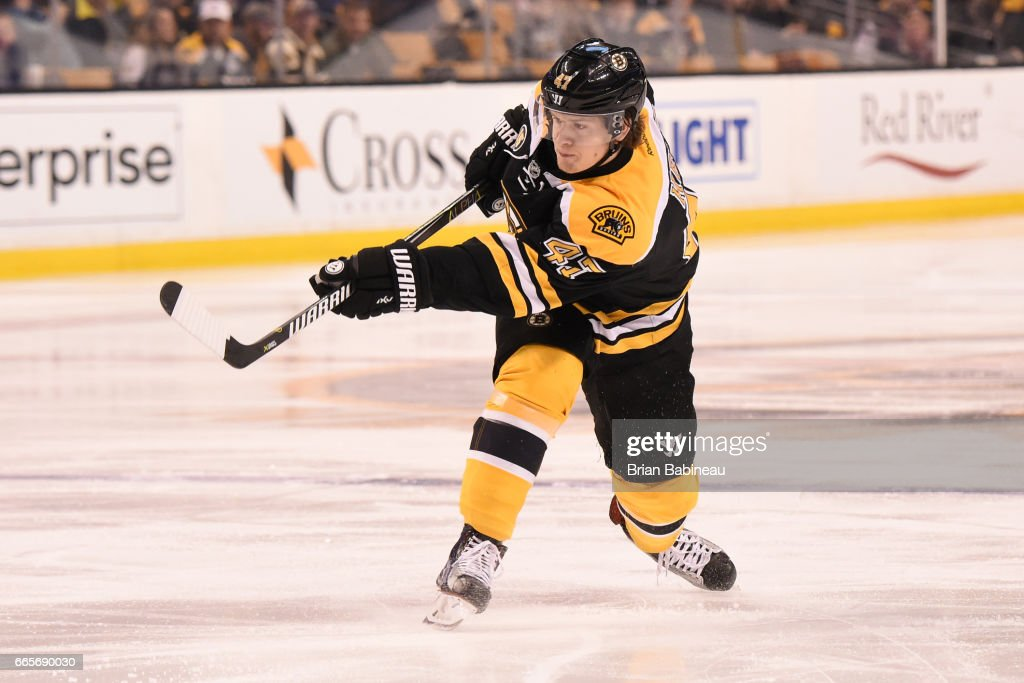 Ottawa Senators v Boston Bruins