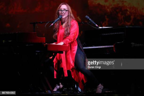 Tori Amos performs at Royal Albert Hall on October 4 2017 in London United Kingdom