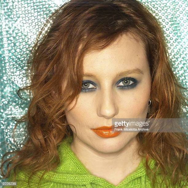 Tori Amos portrait taken in New York City on December 15 1995 Photo by Frank Micelotta/ImageDirect