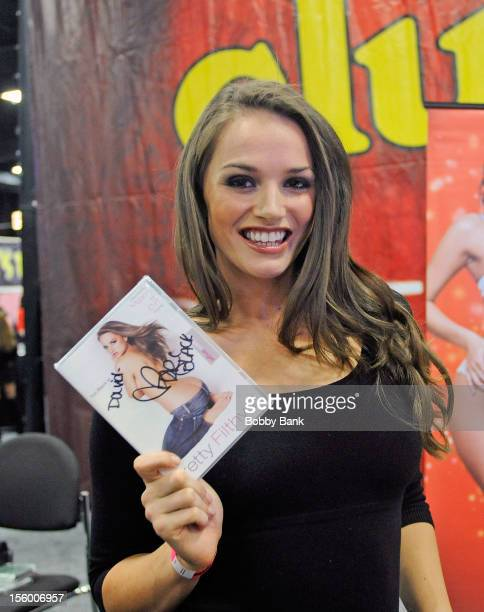 Tori Black attends 2012 EXXXOTICA New Jersey at New Jersey Exposition Center on November 10 2012 in Edison New Jersey