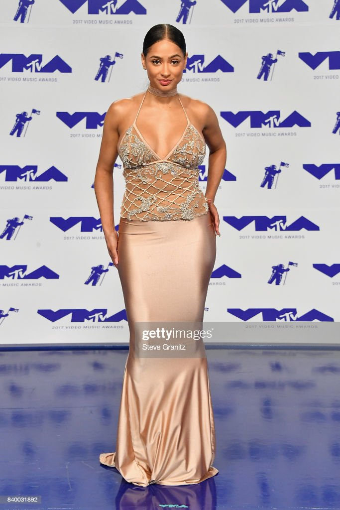 Tori Brixx attends the 2017 MTV Video Music Awards at The Forum on August 27, 2017 in Inglewood, California.