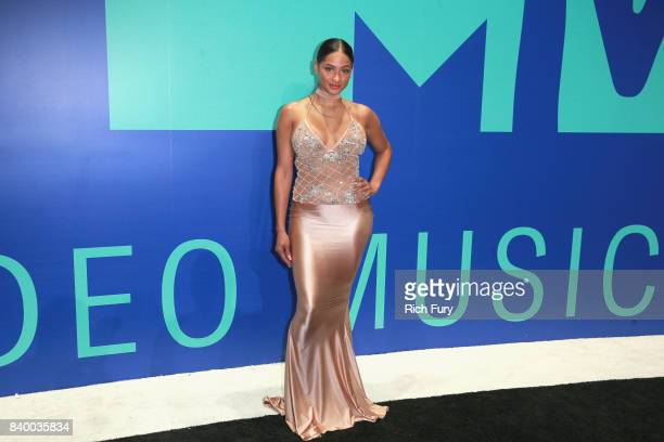 Tori Brixx attends the 2017 MTV Video Music Awards at The Forum on August 27 2017 in Inglewood California