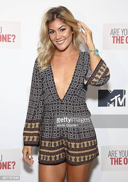 Tori Deal attends MTV's Are You The One Season Four Premiere on June 2 2016 in New York City