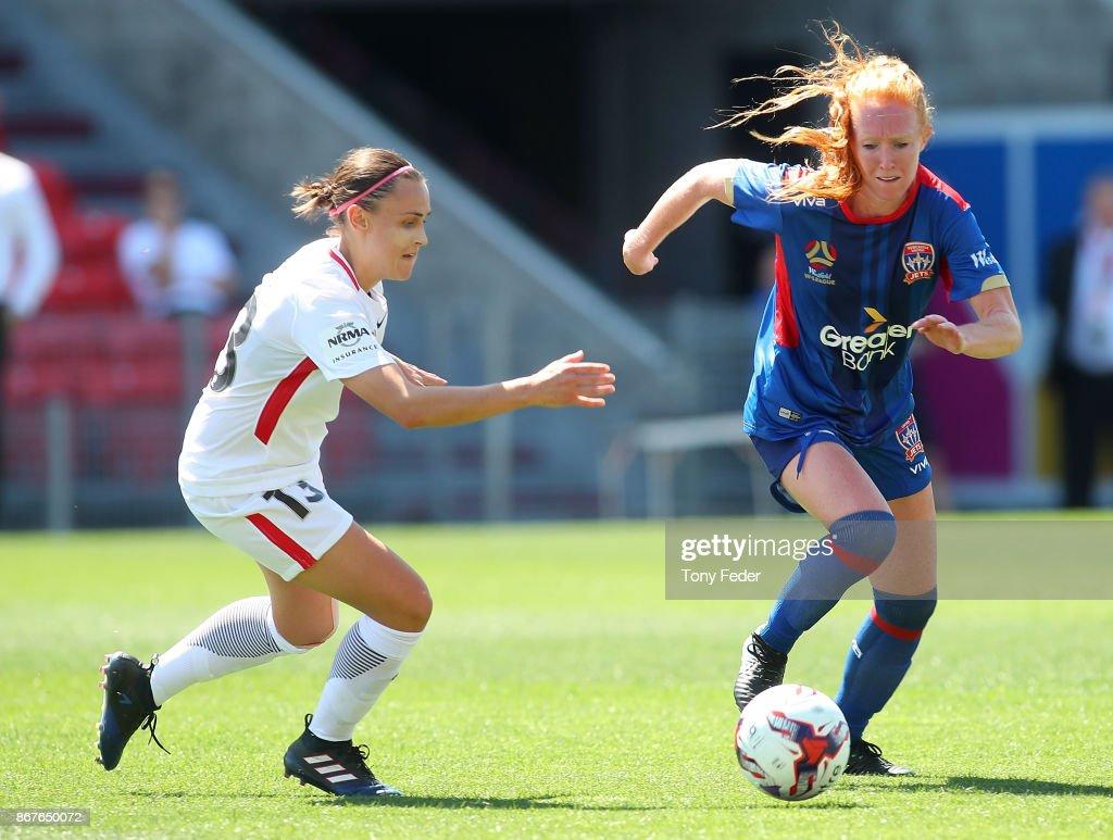 W-League Rd 1 - Newcastle v Western Sydney