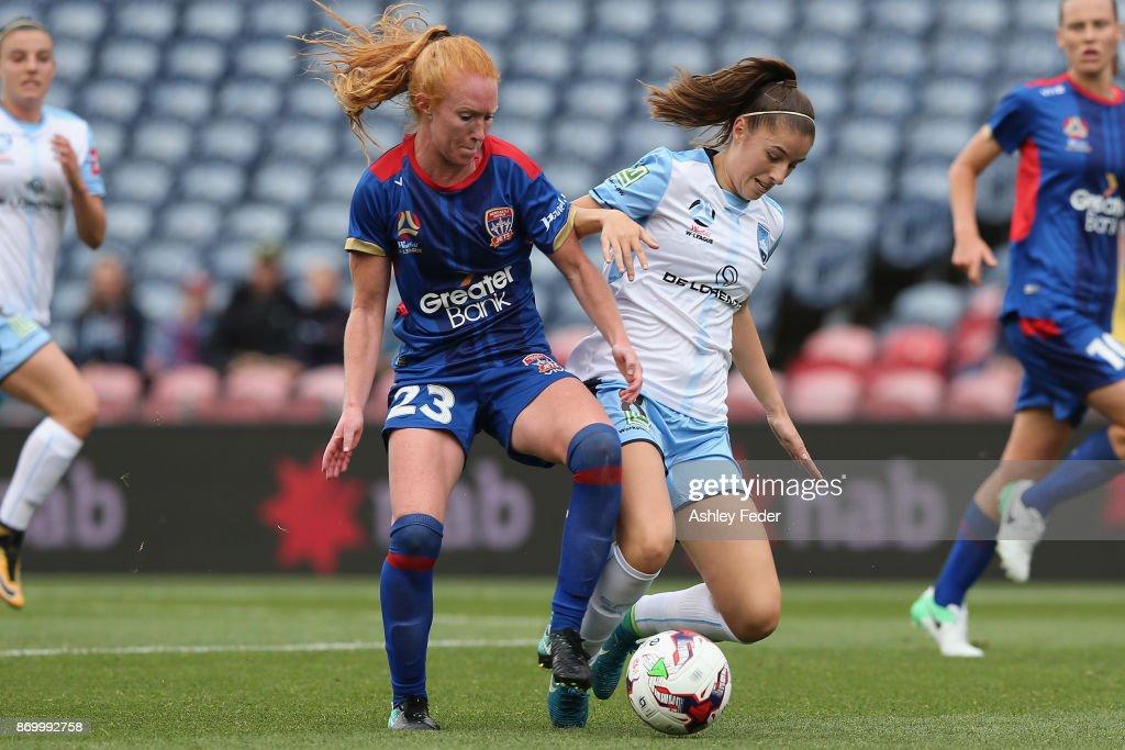 W-League Rd 2 - Newcastle v Sydney