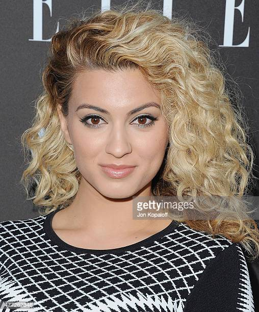 Tori Kelly arrives at the 6th Annual ELLE Women In Music Celebration Presented by eBay at Boulevard3 on May 20 2015 in Hollywood California