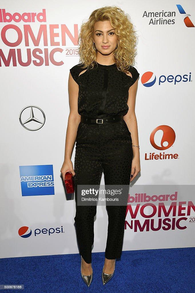 Billboard's 10th Annual Women In Music - Inside Arrivals