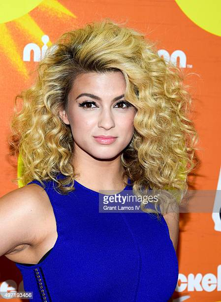 Tori Kelly attends the 2015 Halo Awards at Pier 36 on November 14 2015 in New York City