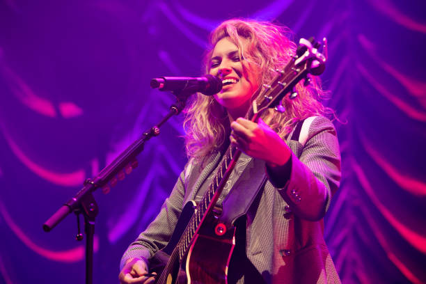 GBR: Tori Kelly Performs At The Roundhouse, London
