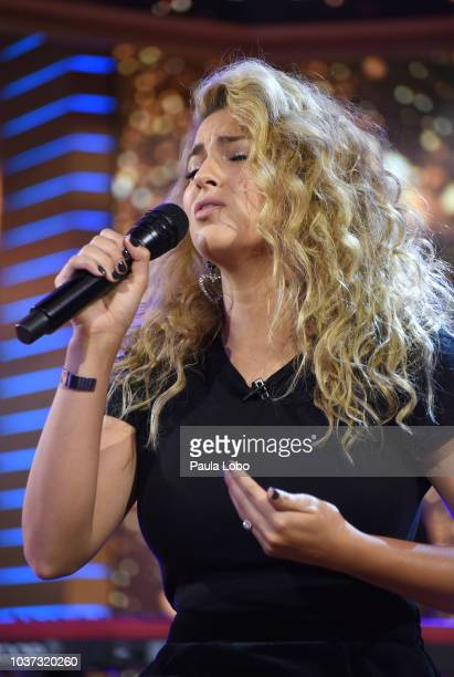AMERICA Tori Kelly performs live on 'Good Morning America' Friday September 21 2018 on the ABC Television Network TORI