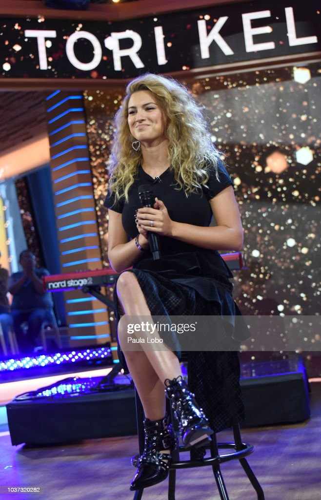 AMERICA - Tori Kelly performs live on 'Good Morning America,' Friday, September 21, 2018 on the ABC Television Network. TORI