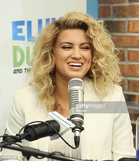 Tori Kelly visits The Elvis Duran Z100 Morning Show at Z100 Studio on June 23 2015 in New York City