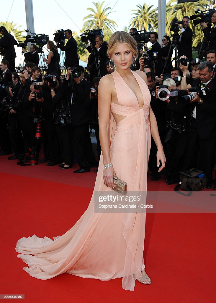 Tori Praver at the Premiere for 'Biutiful' during the 63rd Cannes International Film Festival.