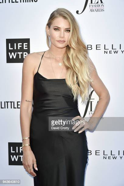 Tori Praver attends The Daily Front Row's 4th Annual Fashion Los Angeles Awards - Arrivals at The Beverly Hills Hotel on April 8, 2018 in Beverly...