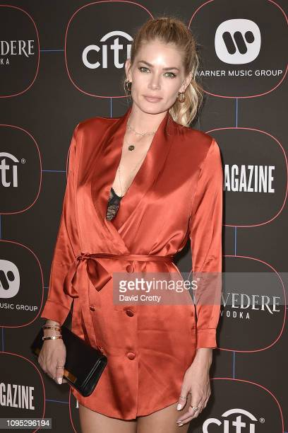 Tori Praver attends the Warner Music Group PreGrammy Celebration at Nomad Hotel Los Angeles on February 7 2019 in Los Angeles California