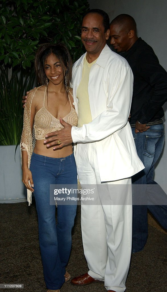 Tori Reid and Tim Reid during World Premiere of Acclaimed Actor- Filmmaker Tim Reid's 'For Real' to Open 5th Anniversary Hollywood Black Film Festival at The Harmony Gold Preview House in Hollywood, California, United States.