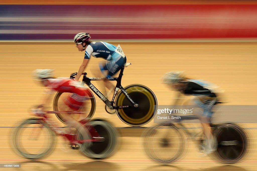Omnium & Para-Cycling Track National Championships : News Photo