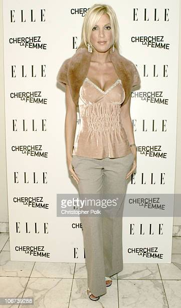 Tori Spelling during Elle Magazine Hollywood's Hottest Stars at The Argyle in Hollywood California United States