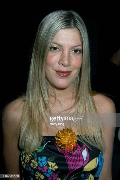 Tori Spelling during Jamie Kennedy Book Release Party at Shelter in West Hollywood California United States