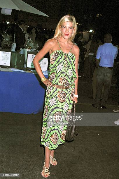 Tori Spelling during Outfest 2005 Opening Night Gala VIP After Party Sponsored by Absolut and HBO at Orpheum Theater in Los Angeles California United...