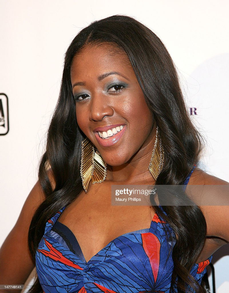 Toricka attends the 5th Annual Toast To Urban Music