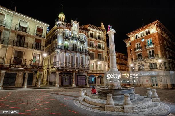 Torico Plaza in Teruel