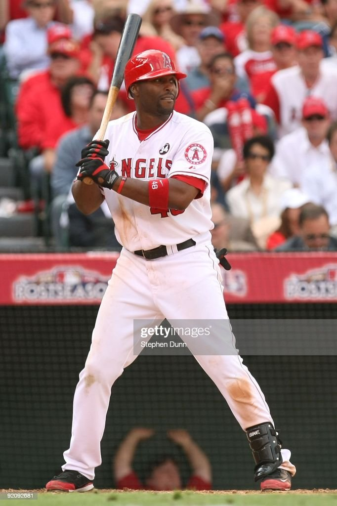 New York Yankees v Los Angeles Angels of Anaheim, Game 3