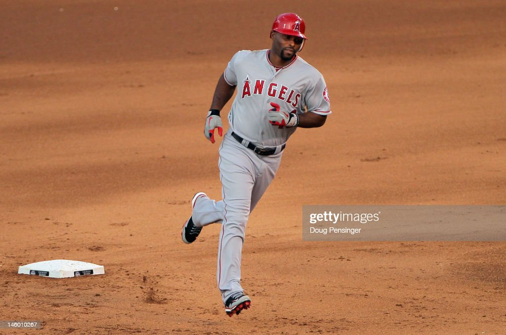 Los Angeles Angels of Anaheim v Colorado Rockies