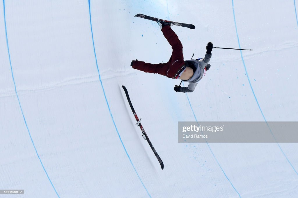 Freestyle Skiing - Winter Olympics Day 13 : News Photo