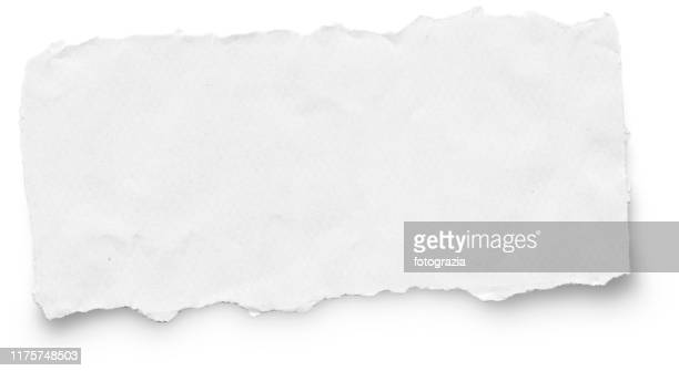 torn paper - part of stock pictures, royalty-free photos & images