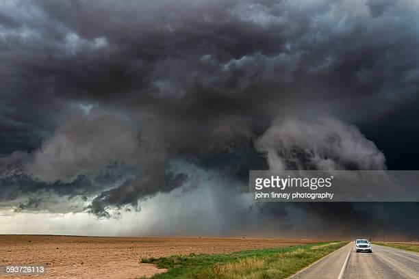 Tornado, Patricia, Texas.