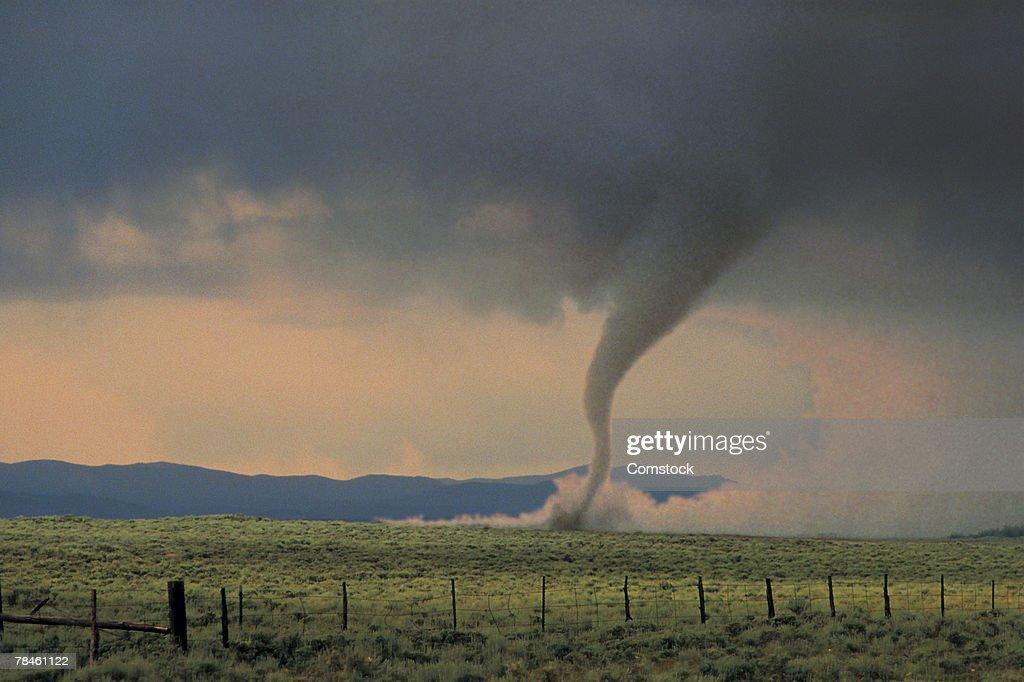 Tornado : Stock Photo