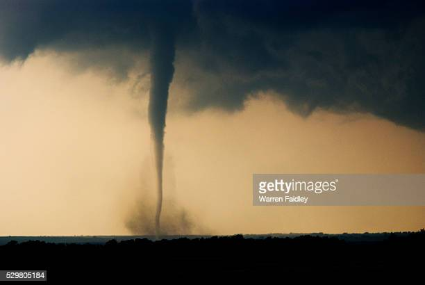 tornado rips across oklahoma - natural disaster stock pictures, royalty-free photos & images