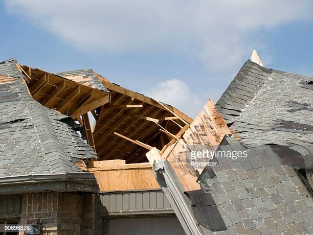 Tornado Roof Slide-Nixa, Missouri