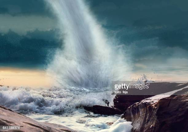 Tornado Sea view