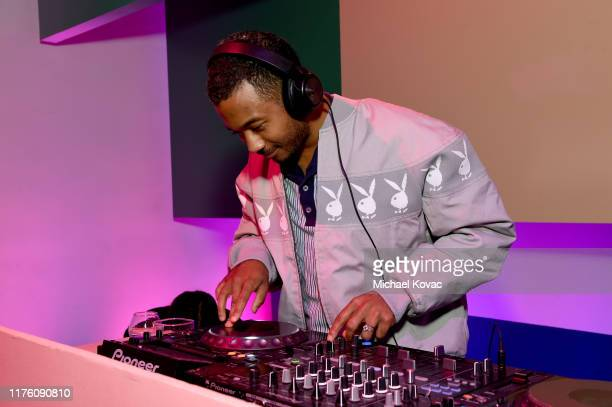 Toro y Moi performs at Playboy's Pleasure Issue Release Party at High Tide on September 20 2019 in Los Angeles California