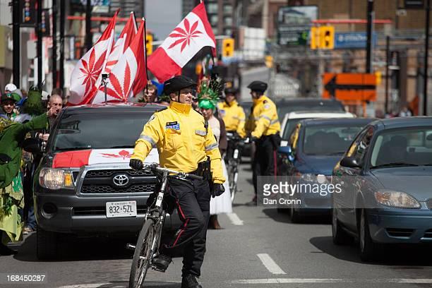 Toronto 420 march. April 20'th 2012