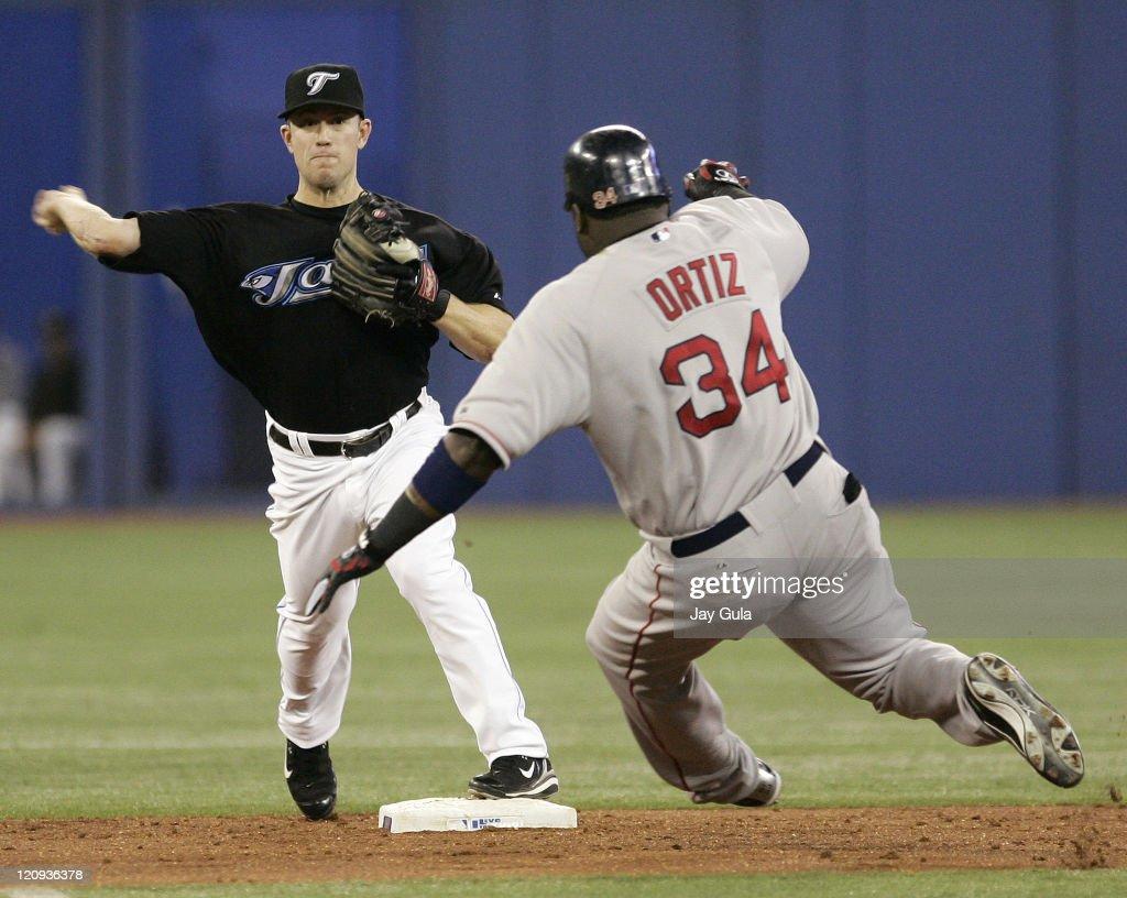 Boston Red Sox vs Toronto Blue Jays - April 19, 2007
