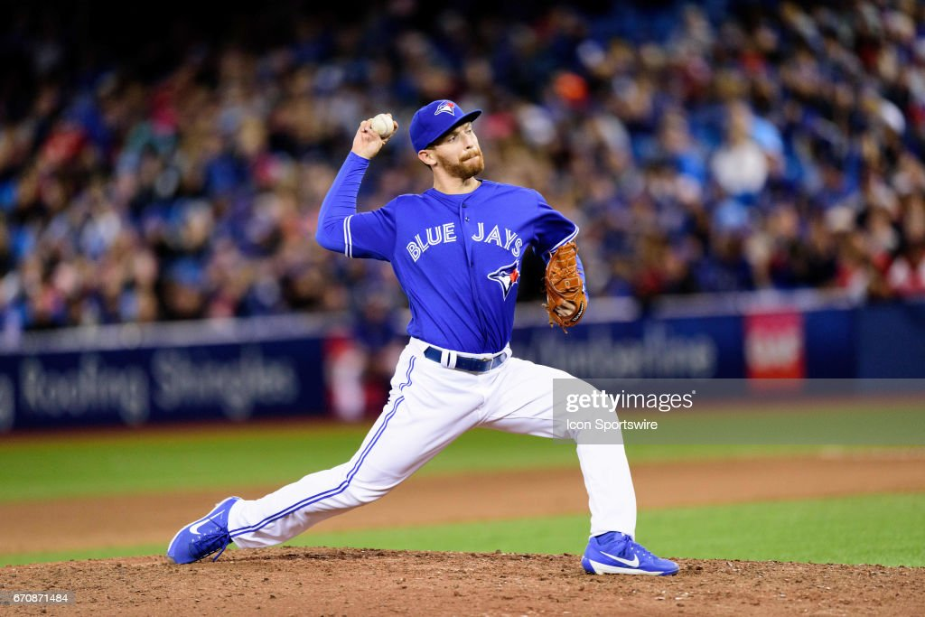 MLB: APR 20 Red Sox at Blue Jays : News Photo