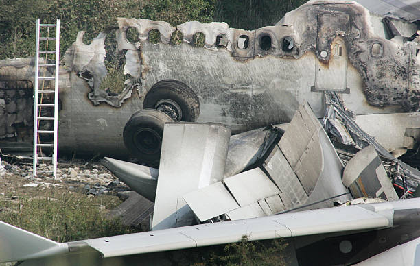 Airport Operations Resume After Air France Crash Photos and